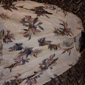 Dress/ shirt with pockets